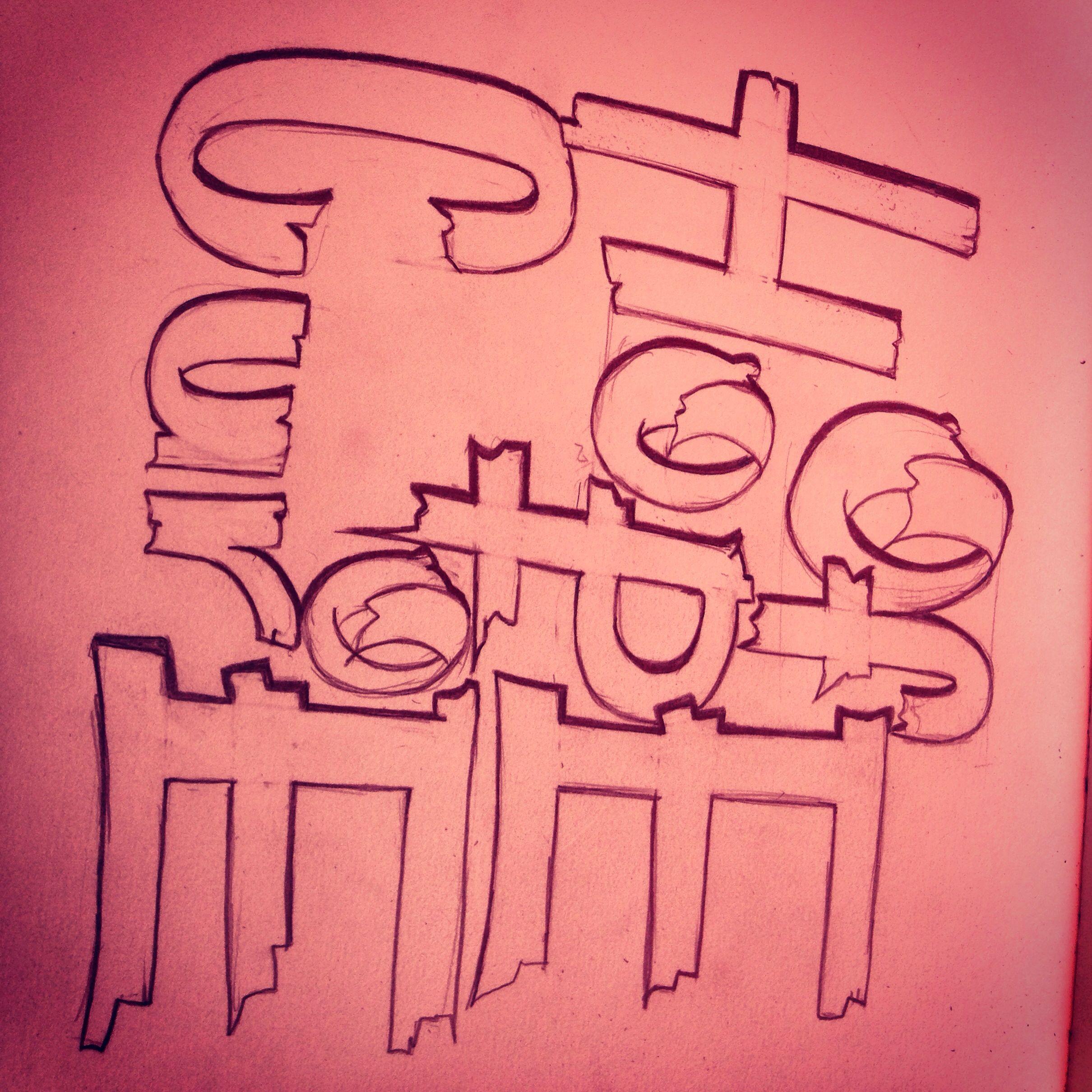 #tipografía #lettering  #ilustración