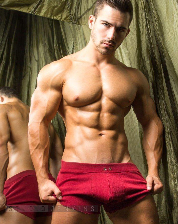 Roman Khodorov by Mark Jenkins | Pecs | Male icon, Hot ... Модель Мужчина Русский