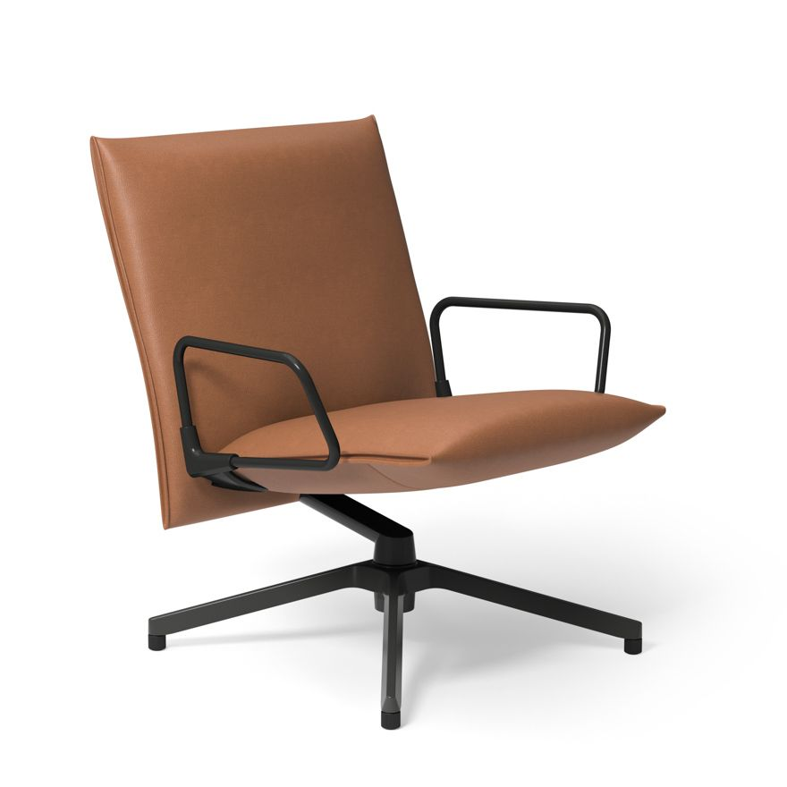 Pilot By Knoll Low Back With Arms Knoll Chair Lounge Chair Mid Century Modern Chair