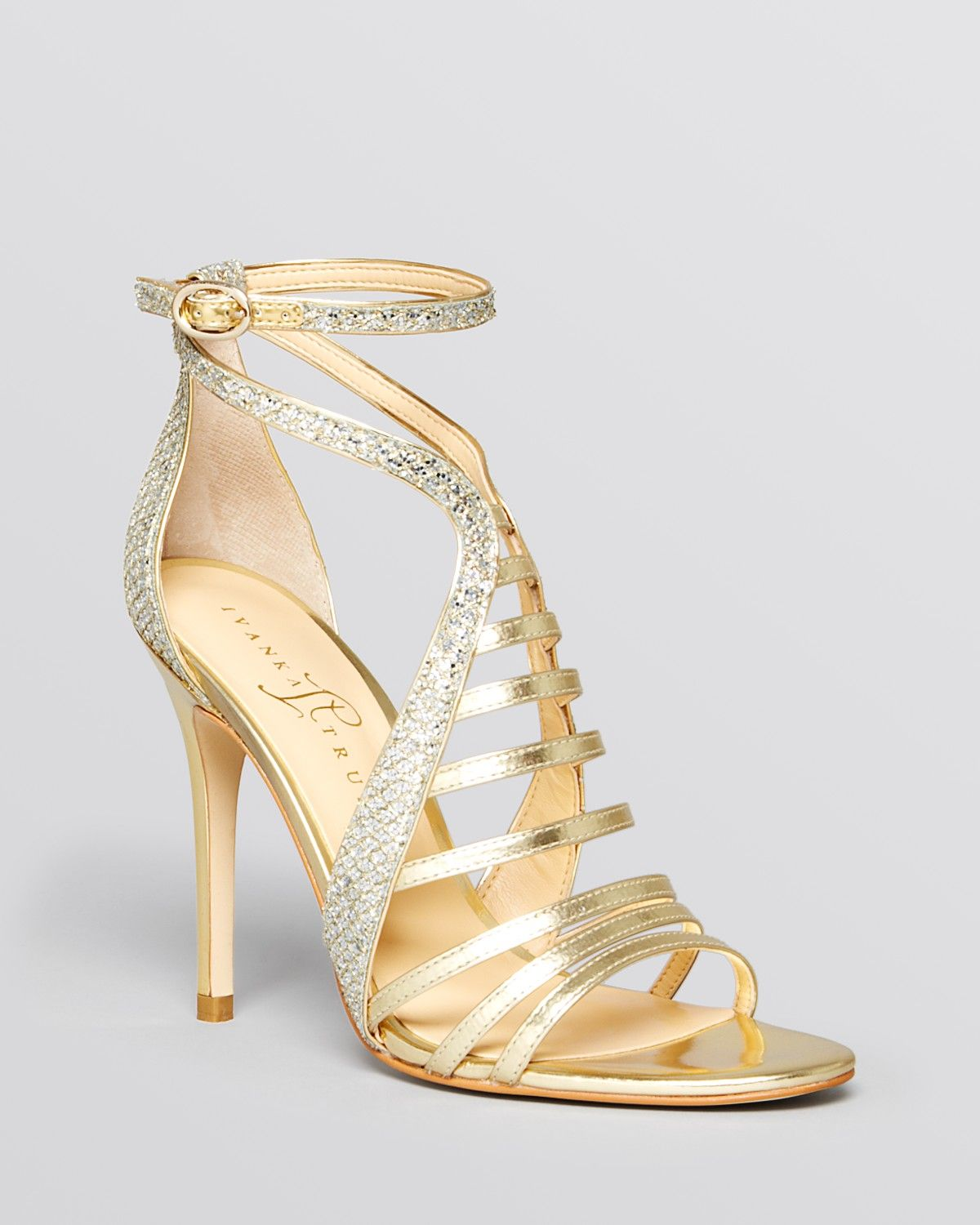 Shop for Open Toe Dress Sandals - Hayze 2 High Heel by Ivanka Trump at  ShopStyle.