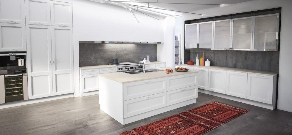 Ginevra • Cucine moderne • Berloni | kitchen | Pinterest | Cucine ...