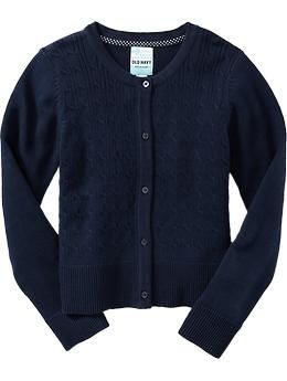 Knitted School Cardigan age 3-13 Uniform Red Grey Black Navy Jumper Buttons NEW