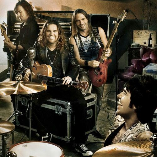 Mana- a spanish rock legend! I love this group,