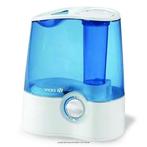 Vicks 1.2 Gal. Ultrasonic Cool Mist Humidifier