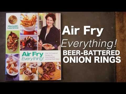 Onion Rings Onion Rings Air Fryer Air Fryer Recipes Onion Rings