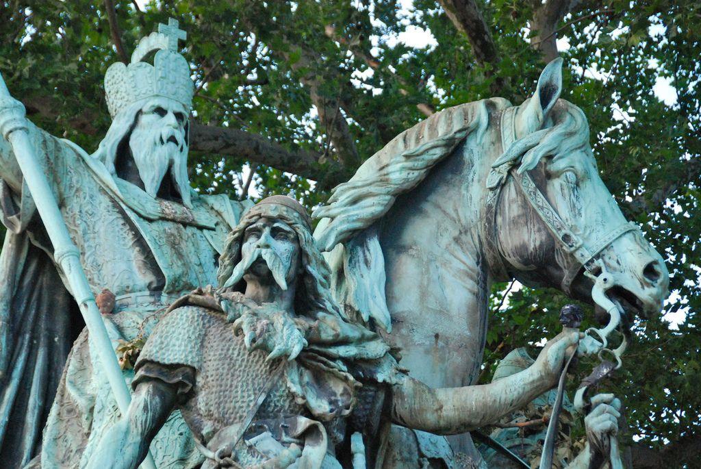 Charlemagne, Paris France   Flickr - Photo Sharing!