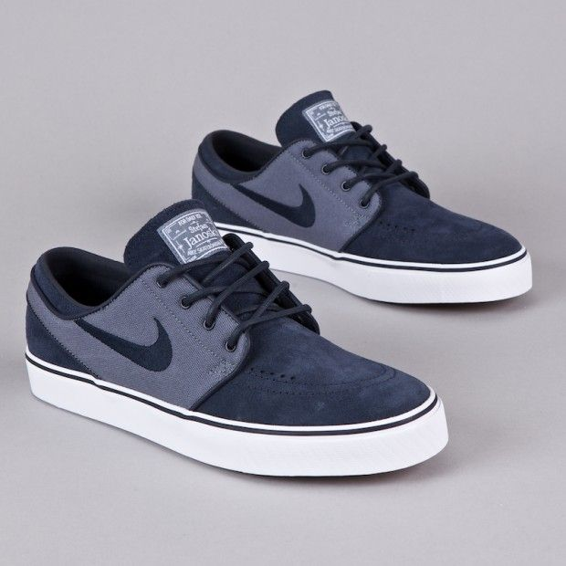2016 New Nike ZOOM STEFAN JANOSKI OG 668 Men Canvas Skateboard Shoes Copuon Code 109193