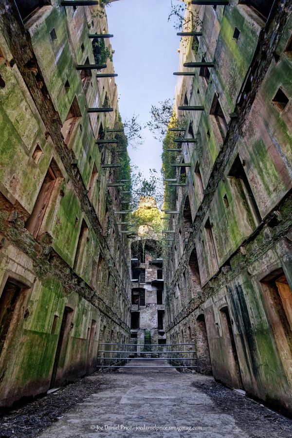Bodmin Jail Cornwall England Abandoned Buildings Places Asylums Haunted