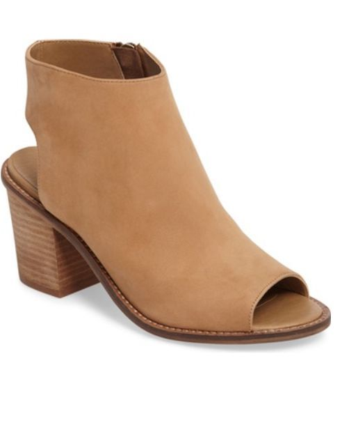 913ee71ca84 Calvin Peep Toe Bootie - Chinese Laundry in 2019