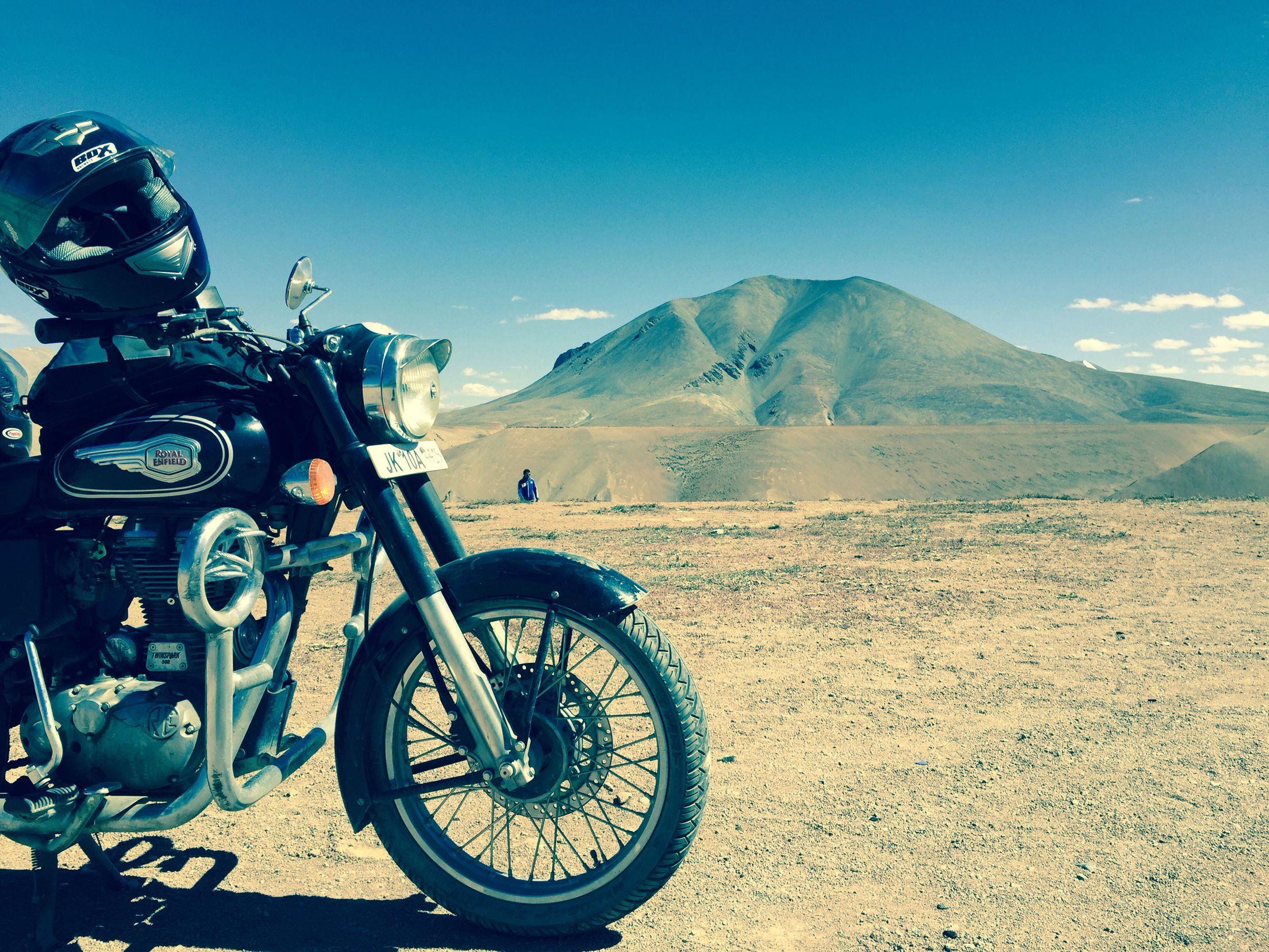 Bike Friends Leh Ladakh Fun Friends Bullet Ride Bike