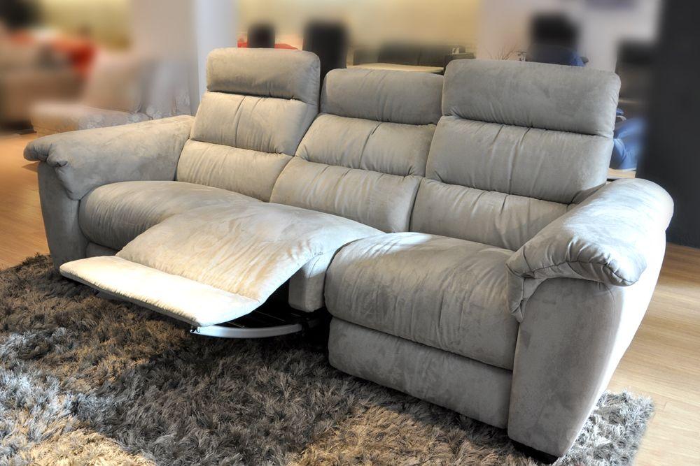 Sofá reclinável para home theater - modelo Nuage http ...