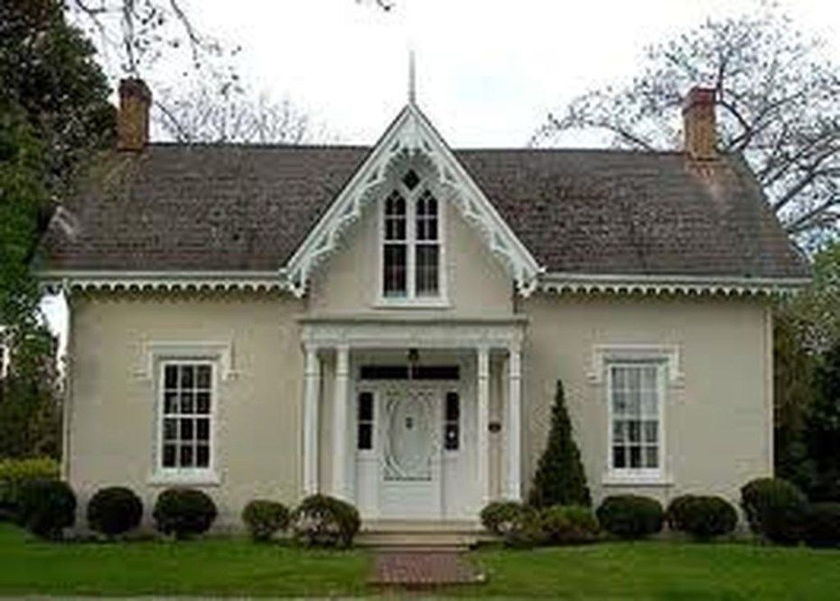 Gothic Revival Home Architecture 32 Gothic House Architecture House Architecture