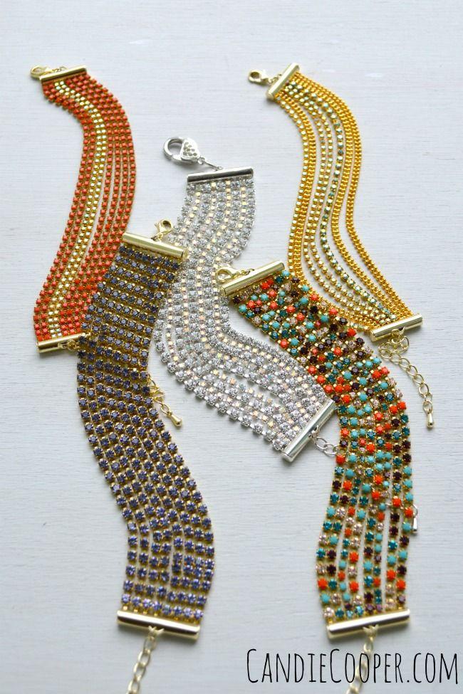 How To Make A Statement Bracelet Diy wedding jewellery Jewelry