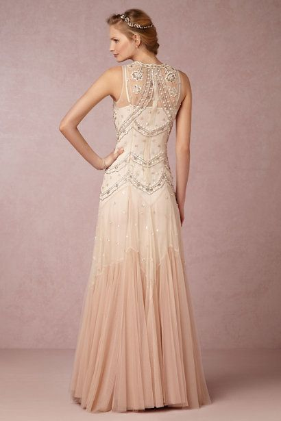 Cate Gown in Bride at BHLDN #bhldnwishes @BHLDN