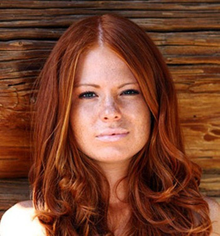 Different Shades Of Natural Red Hair Color Hair And Makeup