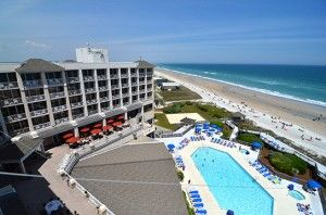 Holiday Inn Resort Wilmington E Wrightsville Bch Wrightsville Beach Nc Wrightsville Beach Hotels And Resorts