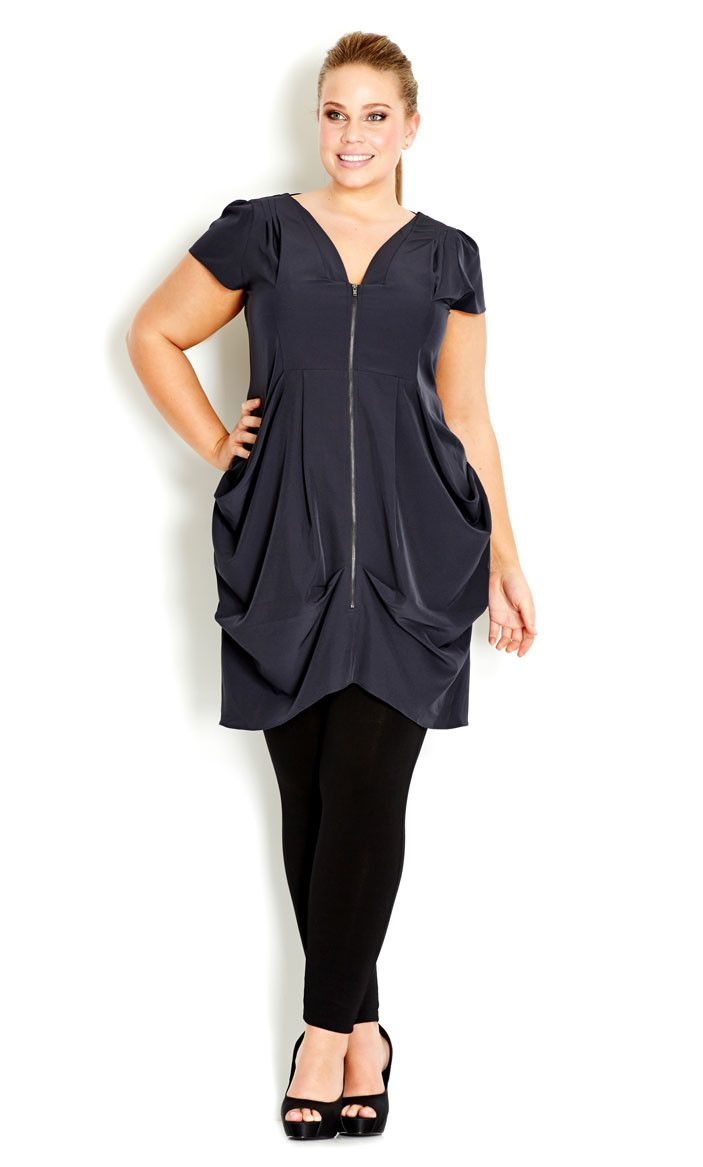 f6d7cad0 Shop Women's Plus Size Women's Plus Size Tunic   City Chic USA ...