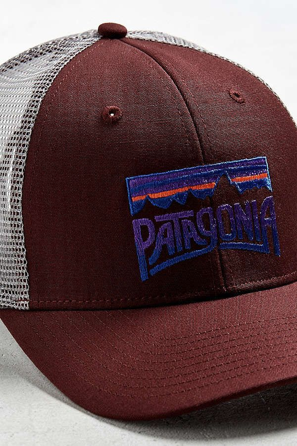 3a1e5f1295c Slide View  3  Patagonia Fitz Roy Frostbite Trucker Hat