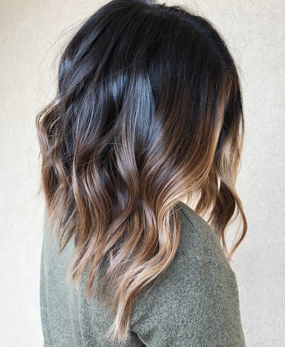 pin on hair: medium