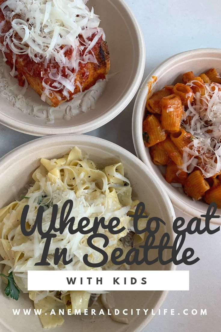 Seattle Kid Friendly Restaurants In 2019 Seattle Foodie