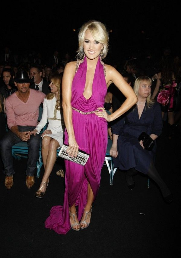Carrie Underwood!! love her and obsessed with this dress she wore at ...