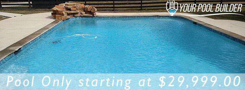 Custom Inground Gunite Pool Construction Affordable Prices