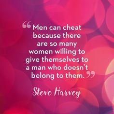 Steve Harvey Quotes -Dating Advice- Get some more Stev-spo at redbookmag.com.