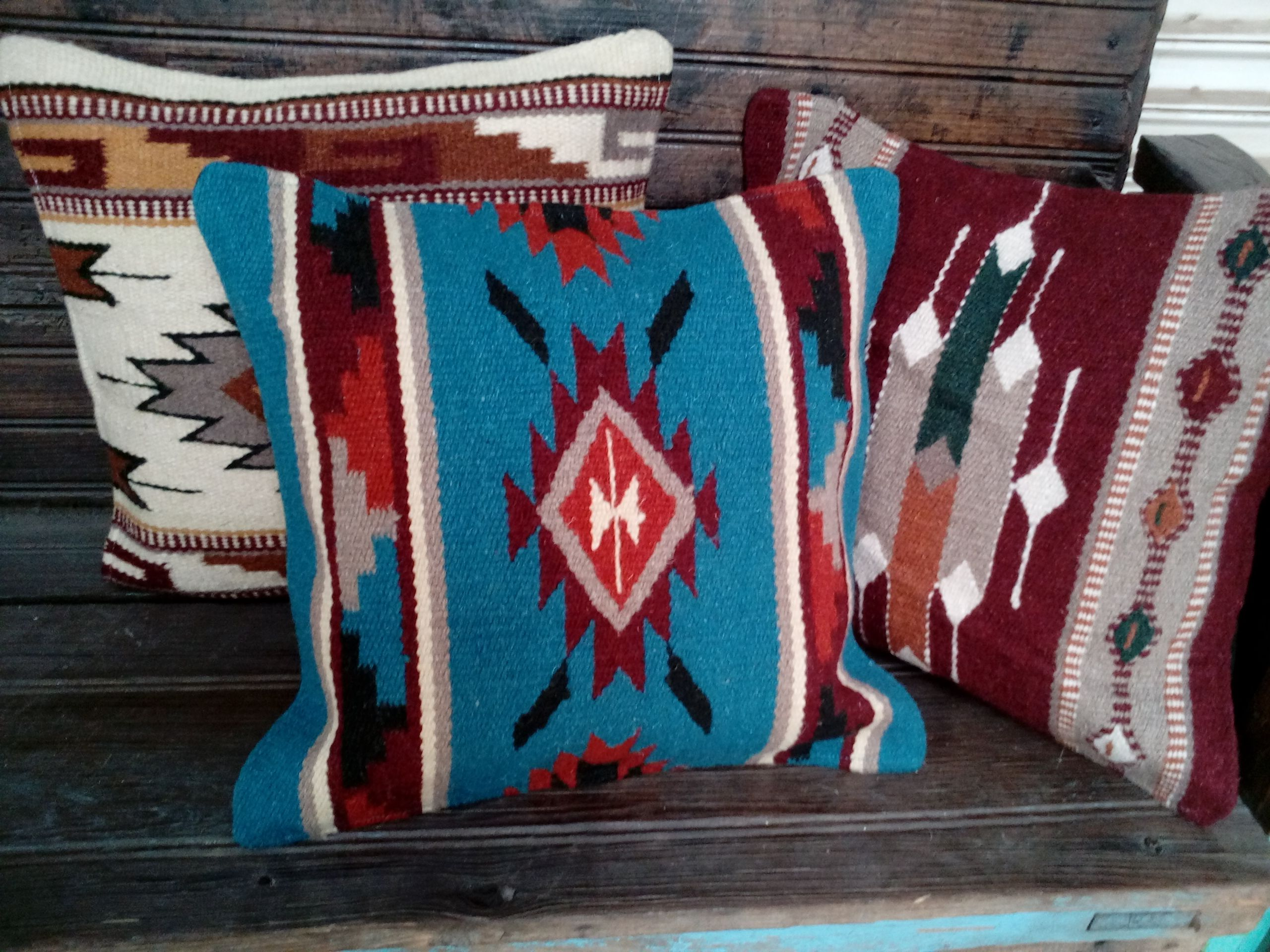 Throw pillows Renew the look of
