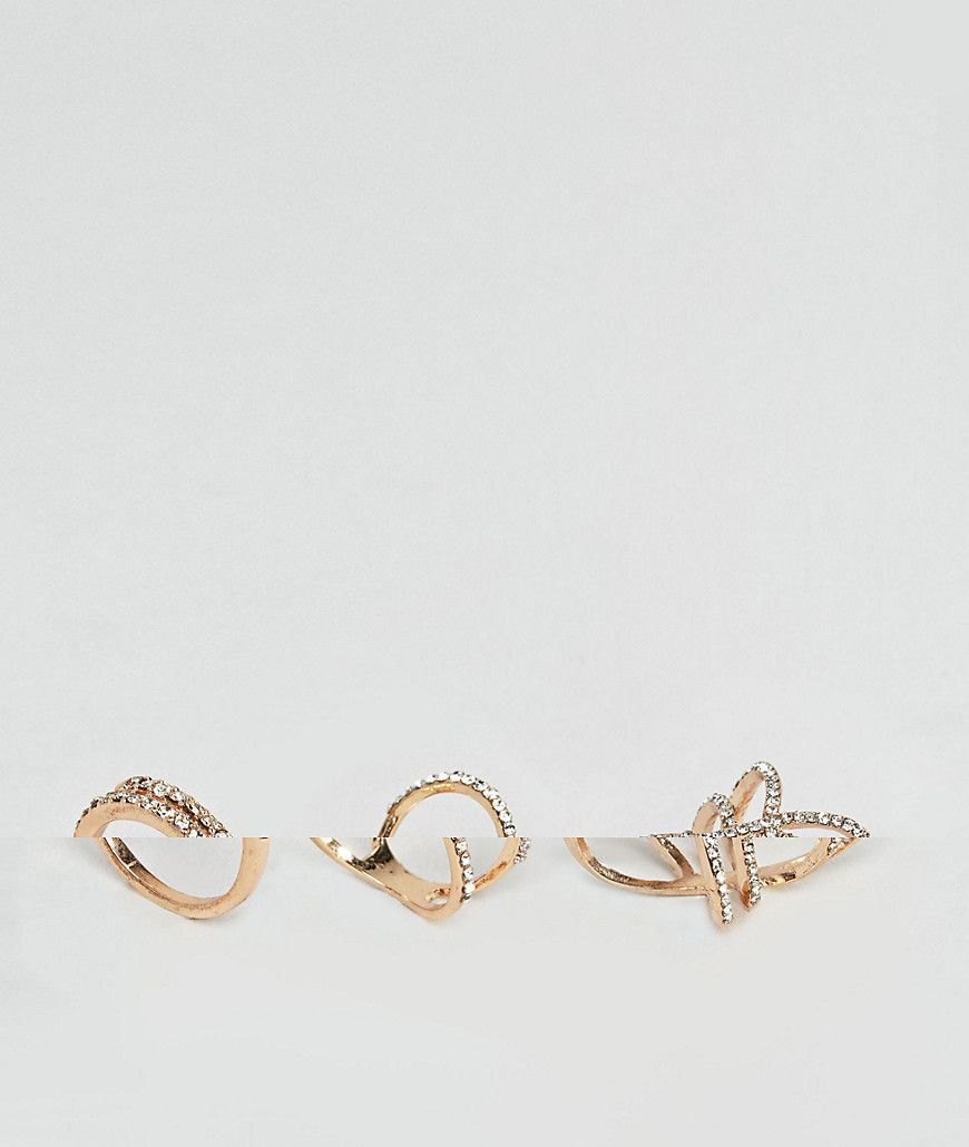 Gold Embellished Multipack Bracelets - Gold Aldo