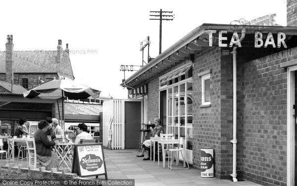 Altrincham Tea Bar C 1960 Teatime Nostalgia 1960s Tea Bar Altrincham Old Photos