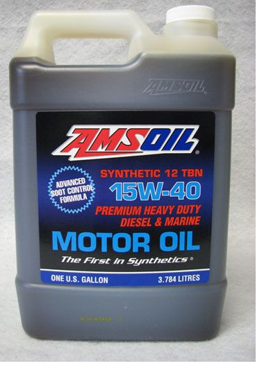 Amsoil 15w40 Synthetic Diesel Oil See This Amsoil Product At