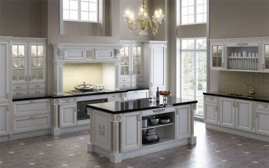 1000+ images about Kitchen on Pinterest | Traditional, Classic ...