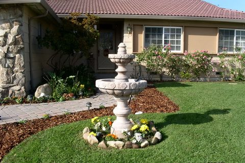 Fountains For Front Of House