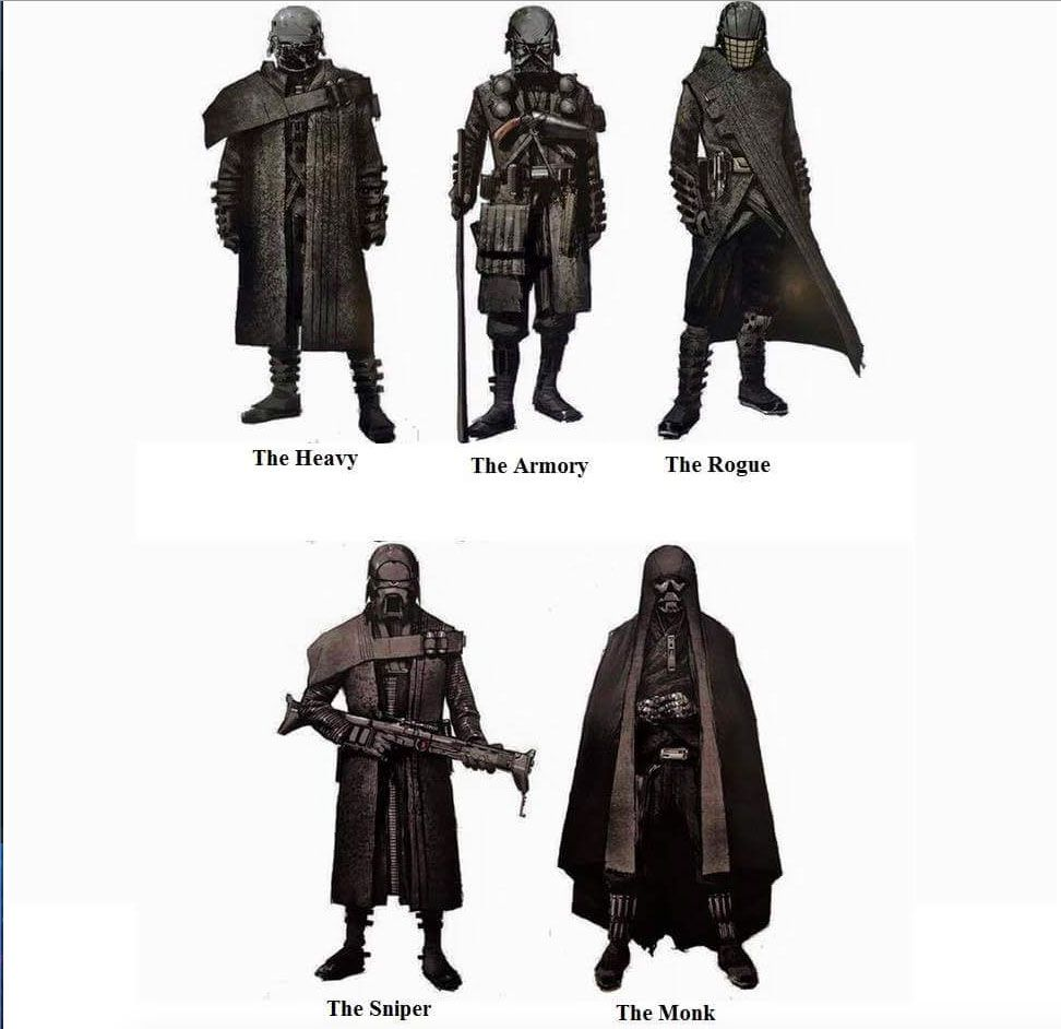 Are Rogue One Knights Of Ren Fan Theory Http K 2so