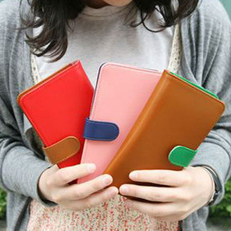 Find More Wallets Information about 2015 Hot Unisex Long Wallet Collision color Multi purpose Card Package Wallet  Model CKQB011,High Quality wallet case iphone 3g,China wallet korea Suppliers, Cheap wallet fabric from Female-Fashion on Aliexpress.com