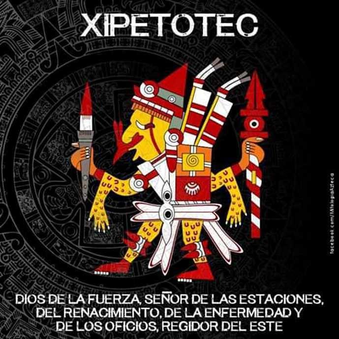 Mexico Dioses Aztecas Taringa Mitología México Dioses