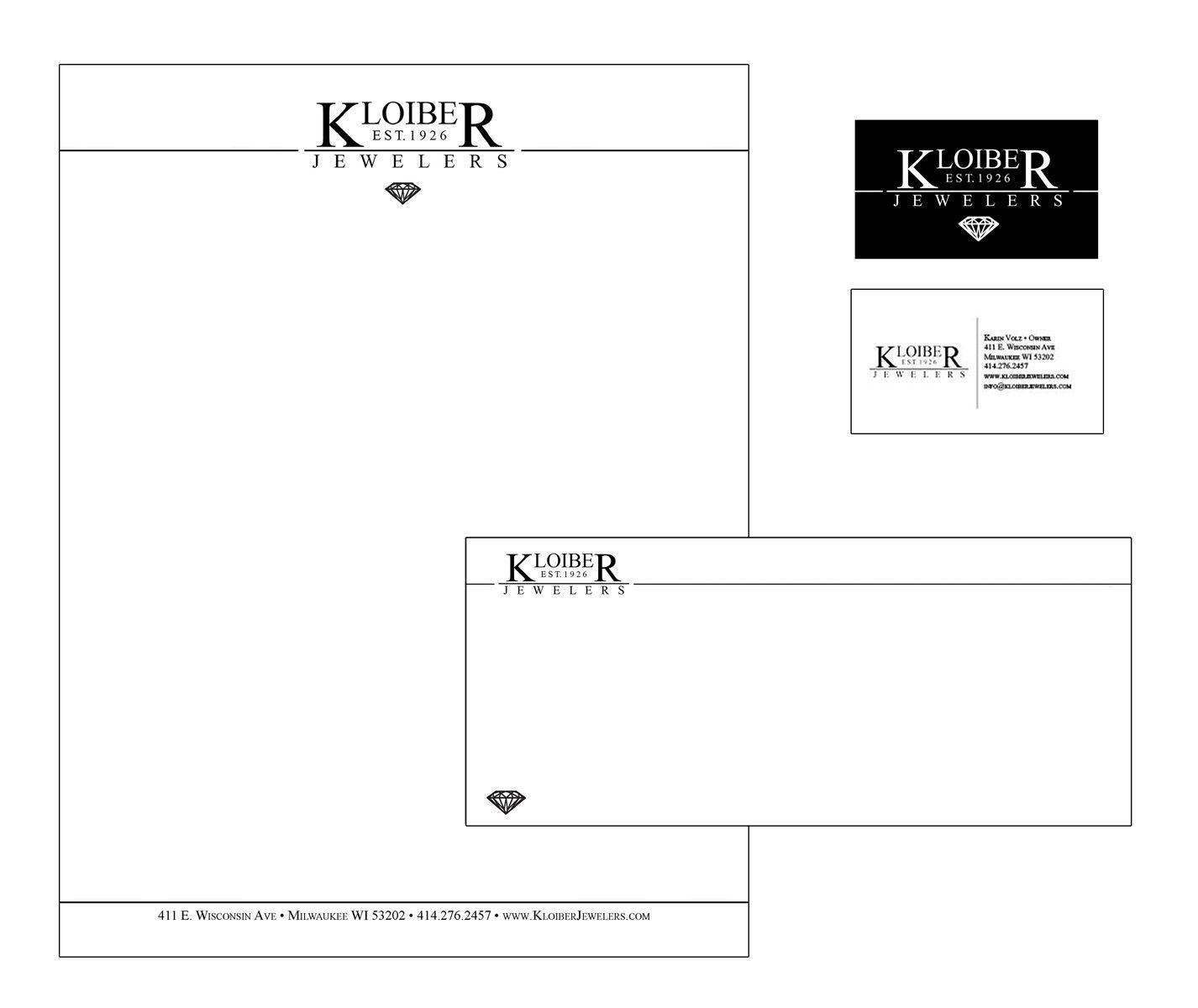 Nicole Esche Graphic Design Milwaukee, Brand Identity, Collateral ...