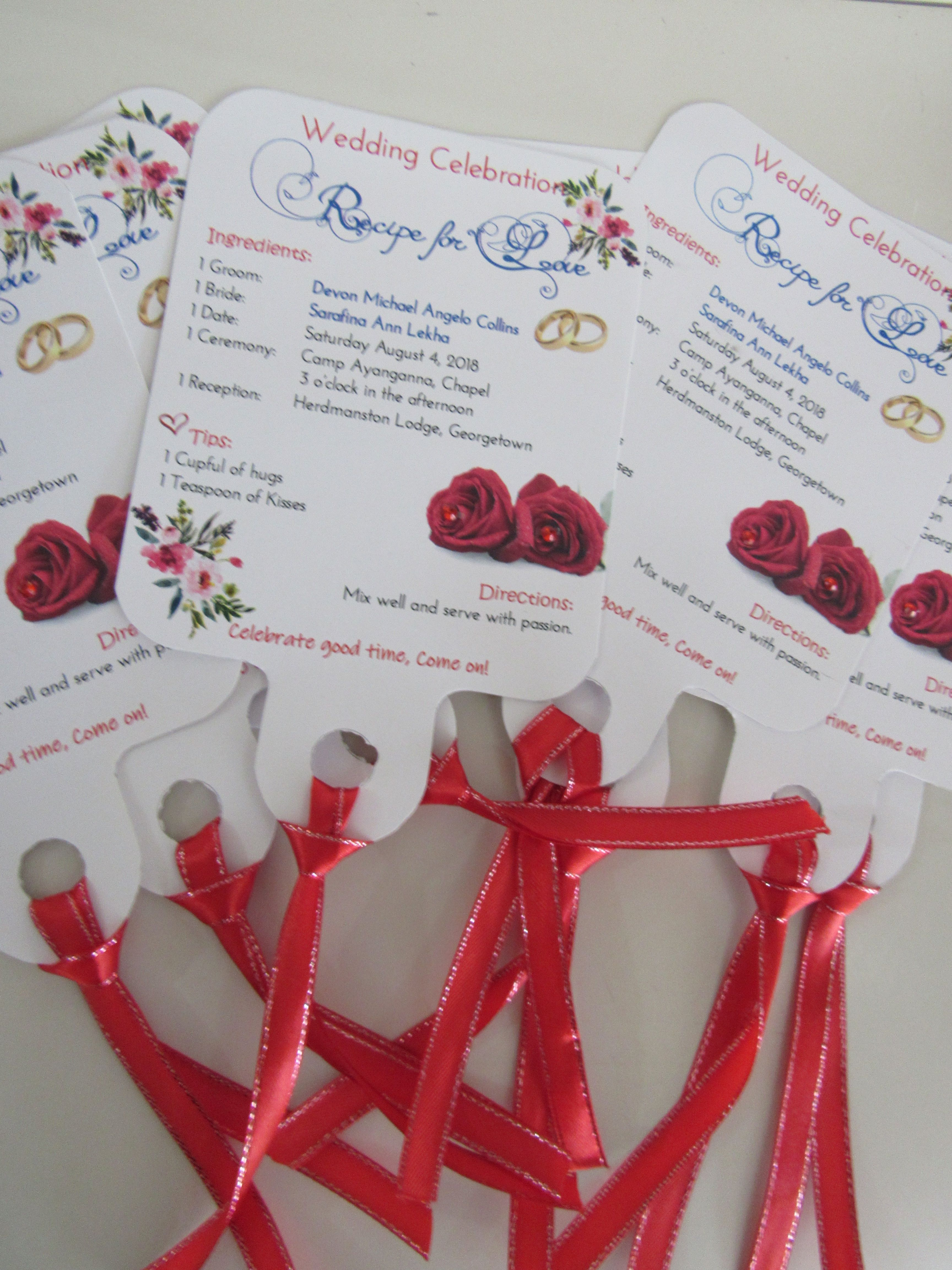 Pin by Executive Office Services on Event program (booklets) | Pinterest