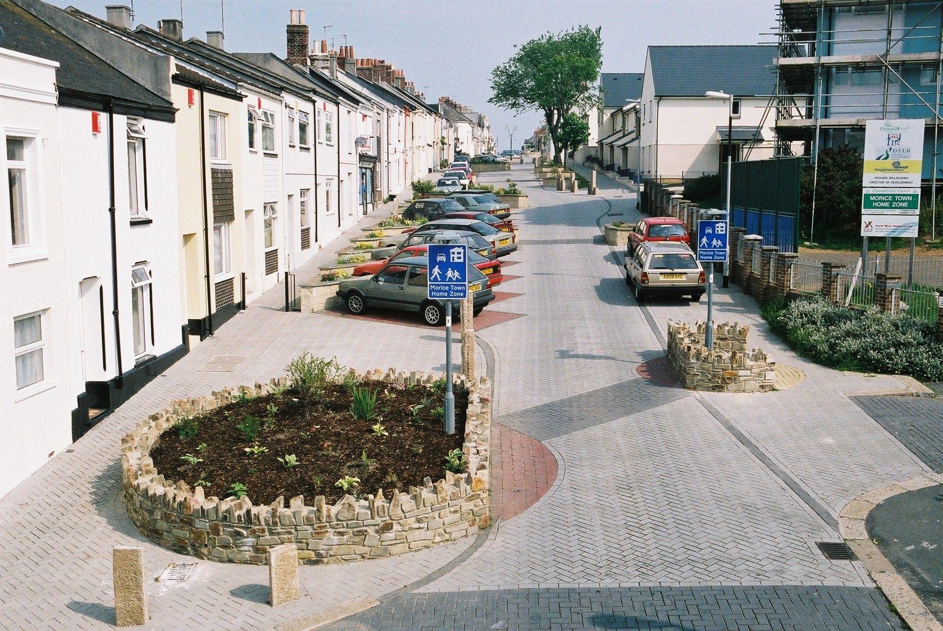 Village Car Park Surfaces