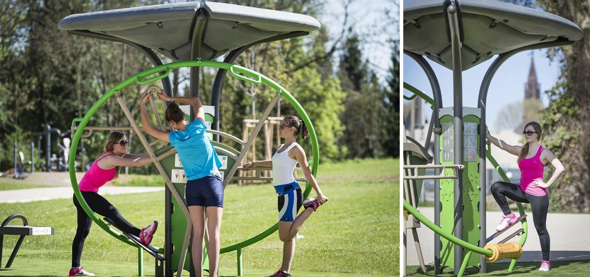 Out Fit The Outdoor Fitnes Range Husson International