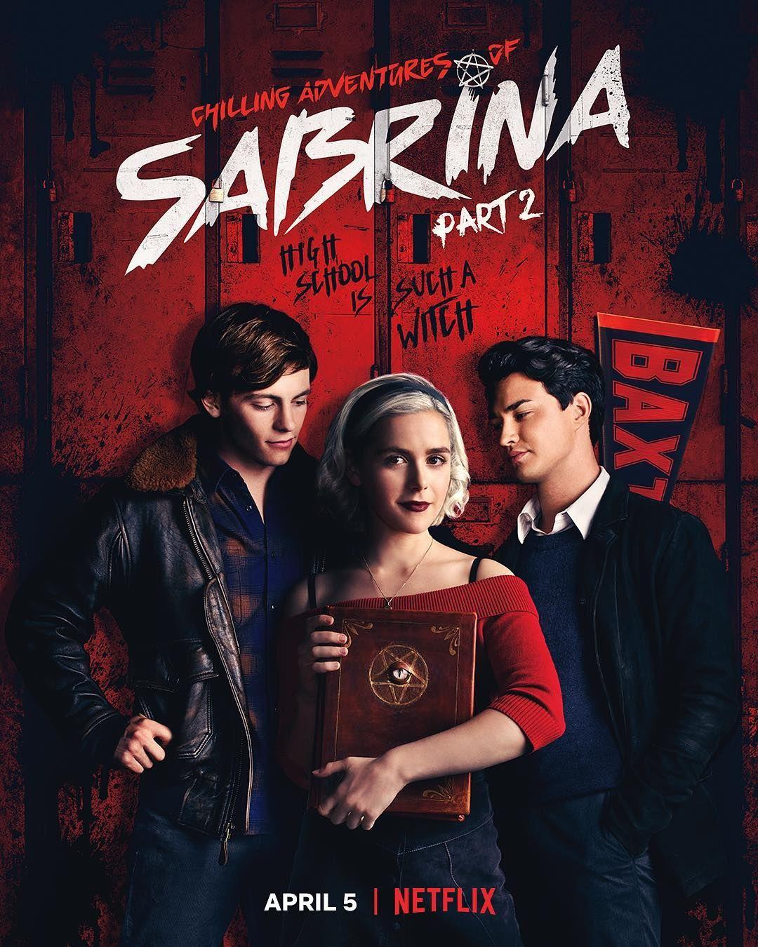 Chilling Adventures of Sabrina é uma série de televisão