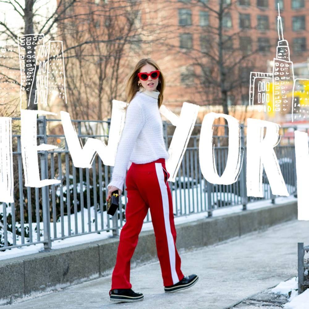 Fashion Week automne-hiver 2016-17   New York ouvre le bal   Fashion ... 5314241da39d