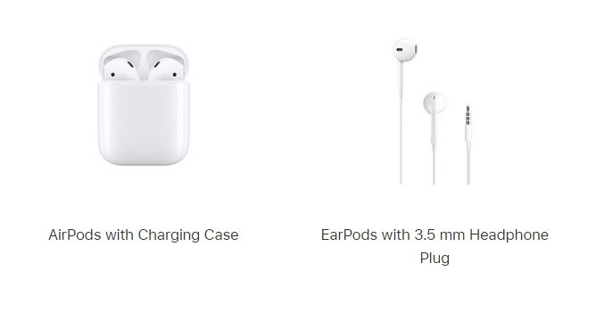 Airpod Vs Earpod Apple Earphones Best Black Friday Iphone Earphones