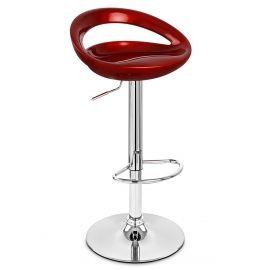Chaise Bar Abs Chrome CrescentChaises De nX8Pk0wO