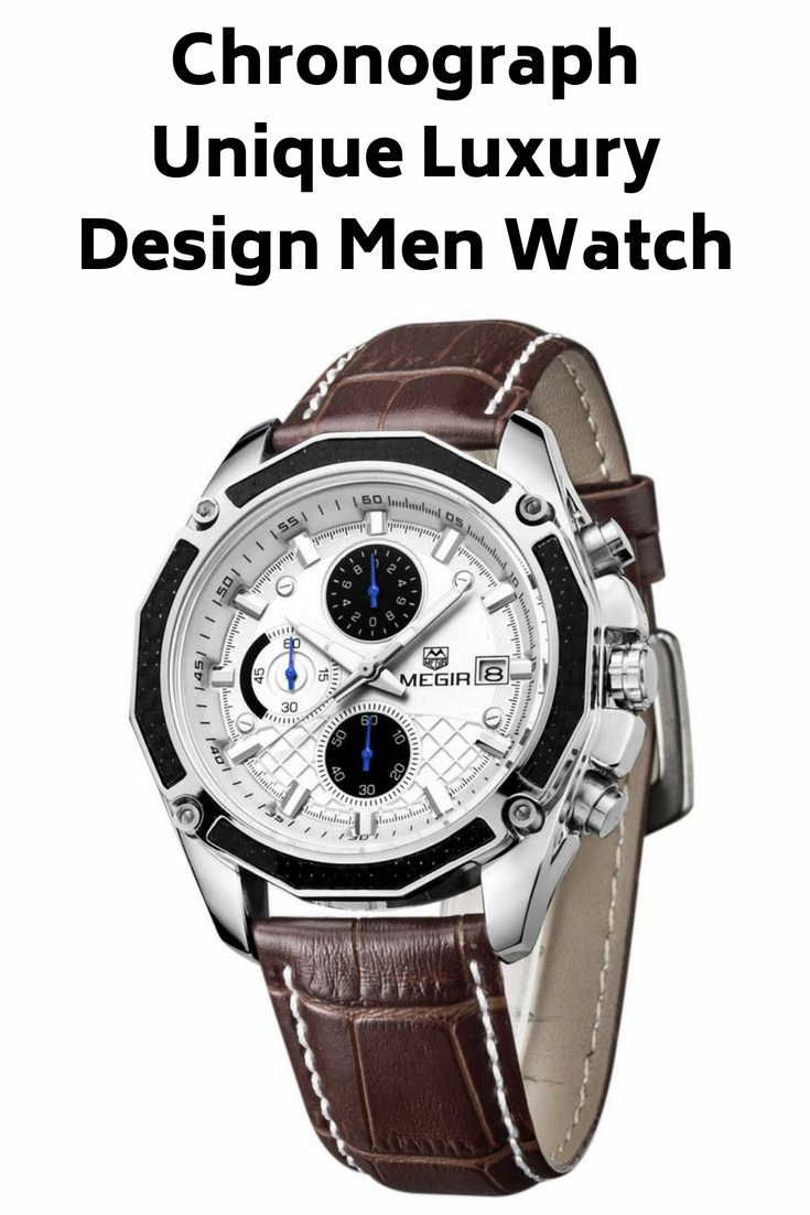 f4f6d872d6df7 Re pin and get an additional 50% off when you purchase! Please message me  as you place an order 🎁🎁🎁. Chronograph Unique Luxury Design Men Watch
