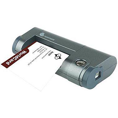 Penpower worldcard office business card scanner 600 dpi staples penpower worldcard office business card scanner 600 dpi staples 10499 reheart Images