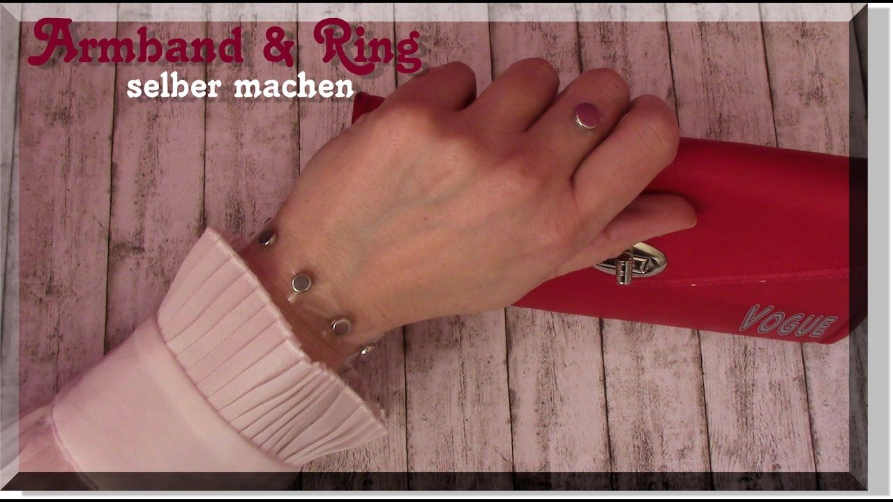 Armband & Ring selber machen - EnVogue in 2020