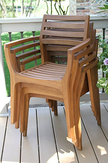 image result for stackable outdoor chairs patio furniture in 2018 rh pinterest co uk stacking patio chairs walmart stacking patio chairs walmart