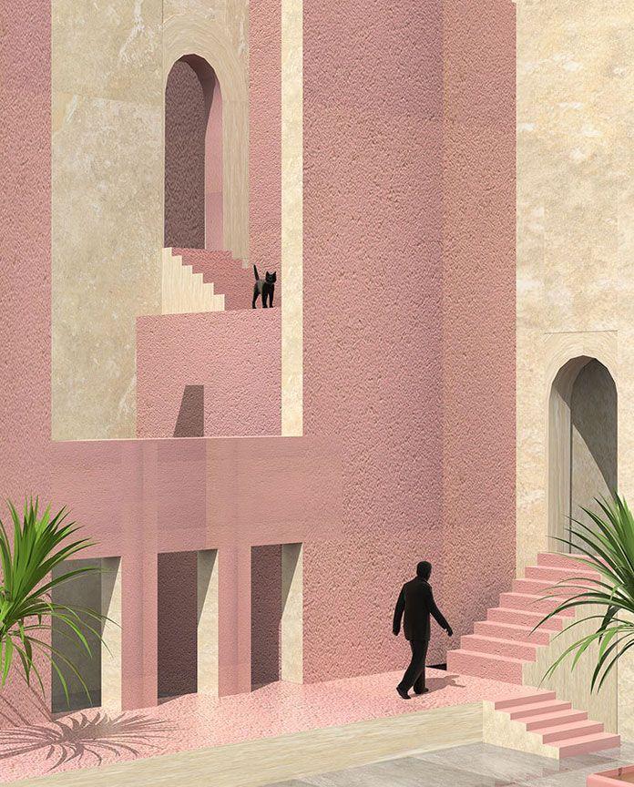 Illustrator Tishk Barzanji, Mind Seduction.