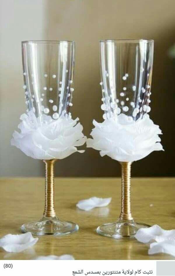Pin de doa wasfi en when i plan a wedding - Decoraciones para bodas sencillas ...